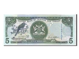 Trinité Et Tobago, 5 Dollars Type 2006 - Trinité & Tobago