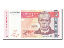 [#155119] Malawi, 100 Kwacha Type Chilembwe - Malawi