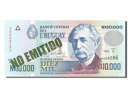 [#255229] Uruguay, 10 000 Nuevos Pesos, Type Alfredo Vasquez Acevedo - Uruguay
