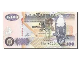 [#255297] Zambie, 100 Kwacha, Type 1992-1996 - Zambie