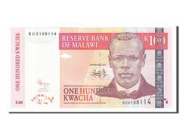 Malawi, 100 Kwacha Type Chilembwe - Malawi