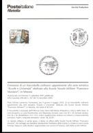 2002 Bollettino ``Scuole E Università''. 17ª Serie. Scuola Navale Militare ``Francesco Morosini'' Di Venezia. - Barche