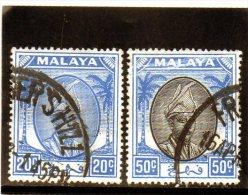 B - Singapore - Definitiva - Grande-Bretagne (ex-colonies & Protectorats)