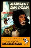 """"""" A L'ASSAUT DES PÔLES """" Par Roger VERCEL -  MJ  N°  12 - E.O. Aventures. - Books, Magazines, Comics"""