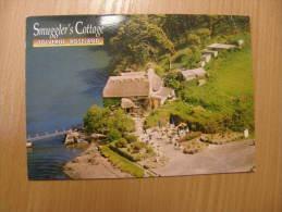 UK  St. Mawes -Smuggler's Cottage  Tolverne-Roseland     D117187 - England