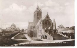 RENFREW - PAISLEY - COATS MEMORIAL CHURCH RP Ren2 - Renfrewshire