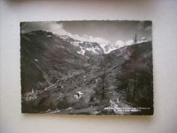Cartolina (Valle D'Aosta) VALTORNENZA - Villa Seminario. 1942 - Unclassified