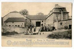 E2500 -  FORET  -  ferme de Pouyonsart