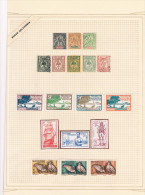 Nueva Caledonia. Resto De Coleccion Con Sellos , Series Y Hojas Bloques - New Caledonia