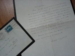 André SIEGFRIED [1875-1959], Sociologue Et Historien. - AUTOGRAPHE. - Autographes