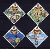 Solomon Islands - 1986 - Operation Raleigh - MNH - Salomon (Iles 1978-...)