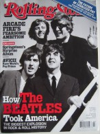 ROLLINGSTONE USA - 1200 Du 16 JANVIER  2014 - BEATLES USA 1964 McCARTNEY, LENNON, HARRISON,STARR  - Bruce SPRINGTEEN - Musique