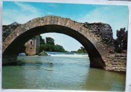 Saint St  Thibery Environ D Agde Et De Pezernas Le Vieux Pont Romain  +- 1975 - Sonstige Gemeinden