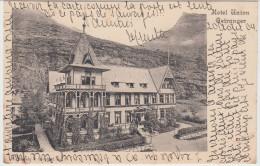00646 GEIRANGER - Hotel Union - 1904 - Norvège