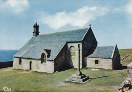CLEDEN-CAP-SIZUN. La Chapelle De St-They......(scan Verso) - Cléden-Cap-Sizun