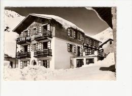 LE TOUR Par ARGENTIÈRE. - Les Autannes. Hôtel-Restaurant. Allo 42 à Argentière. - Autres Communes