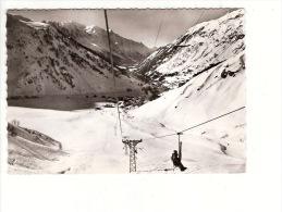 Au Pays Du Mont Blanc - LE TOUR, Vu Sous La Neige. - Autres Communes