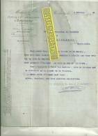 70 - Haute-saône - RONCHAMP - Facture MURA - Filature Et Tissage De Coton - 1936 - 1900 – 1949