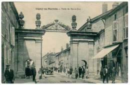 Ligny En Barrois - Porte De Bar Le Duc - Ligny En Barrois