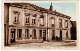 Saint Maurice Sous Les Cotes - La Poste - France