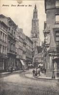 Anvers - Vieux Marché Au Blé - 1909 - Antwerpen