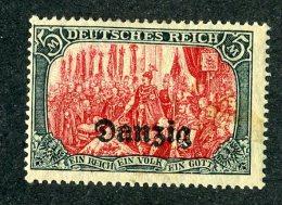 7186  Danzig 1920 ~ Michel #15B ( Michel  3.00 € ) M* Offers Welcome! - Danzig