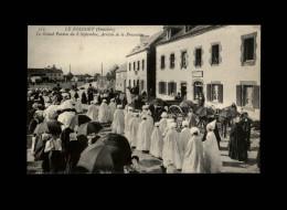 29 - LE FOLGOËT - Procession - - Le Folgoët