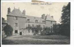 Tréglonou (Finistère 29) Rare CPA Manoir De Trouzilit (Phot Combier) - France