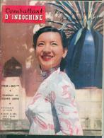Combattant D'indochine  N°10 -   Decembre Janvier  1952  -  Coindo 9 - Riviste & Giornali