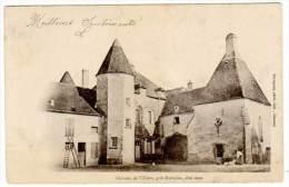 Château De Villiers, Près Entrains, Côté Cour - Autres Communes