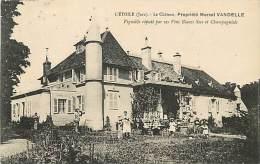 BO-14-127 : L´Etoile Le Château Marcel Vandelle Vignoble Vins Blancs Secs Et Champagnisés - Francia