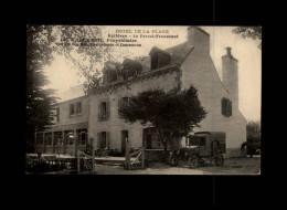 29 - LA FORÊT-FOUESNANT - Hôtel - Carte Pub - La Forêt-Fouesnant