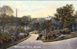Walverden Park - Nelson - Inghilterra