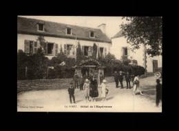 29 - LA FORÊT-FOUESNANT - Hôtel De L'Espérance - La Forêt-Fouesnant
