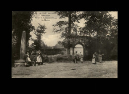 29 - LA FORÊT-FOUESNANT - Menhir - La Forêt-Fouesnant