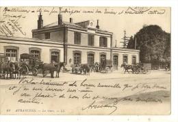 S486 - Avranches - La Gare (N°61) - Avranches