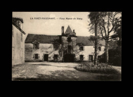 29 - LA FORÊT-FOUESNANT - Manoir - La Forêt-Fouesnant