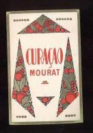 Etiquette De  Curaçao  Mourat - Etichette