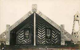 BO-14-166 : Maoai Meeting House Tahorite - Nouvelle-Zélande