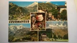 Courmayeur M. 1224 - Italy