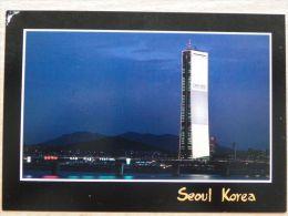 Seoul Storeyed Building At Youido   / Korea South - Corea Del Sud