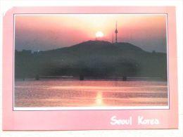Seoul  Namsan Tower / Korea South - Corea Del Sud