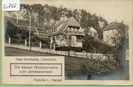 Haus Sonnhalde , Littenweiler Thurgovie? - TG Thurgau