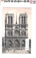 A 3203 PARIGI CATTEDRALE NOTRE DAME - Monumenti
