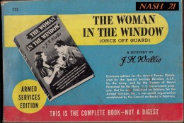 The Woman In The Window -  Editions Du Service Des Armées U.S - 320 Pages - Fuerzas Armadas Americanas