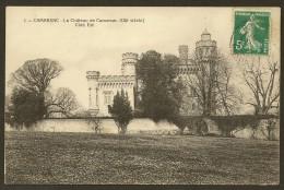 CAMARSAC Rare Le Château De Camarsac Côté Est  Gironde (33) - France