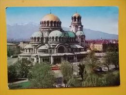SOFIA-HRAM Alexandar Newski, - Bulgarien