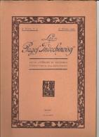 LES PAGES INDOCHINOISES - Livres, BD, Revues