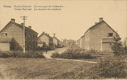 Oolen - Radiumfabriek - De Woningen Der Bedienden - 1931 - Olen