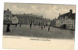 /!\ 0250 - CPA - Belgique - Belgie - Belgium - Poperinghe - Poperinge